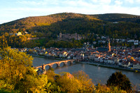 Heidelberg Autumn Light